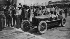 Coppa Ciano 1929, Achile Varzi with Alfa Romeo P2 #28