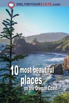 Travel | Oregon | Coast | Scenery | Beautiful | Exploring | Sight Seeing | Places To Visit | Nature | West Coast | Pacific Northwest | Beautiful Places | Oregon Travel