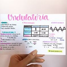 Ondulatória- física  #resumosonhodamedicina #medicina #fisica