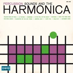 Percussion Sounds and the Harmonica (Spinorama) album cover by...