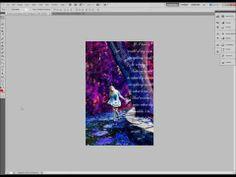 ▶ SLYphotography's Photoshop Tutorial Wonderland Forest - YouTube