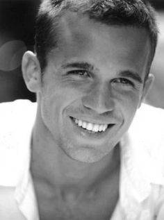 Cam Gigandet! The best looking vampire I have ever seen. Too bad he got killed in the first movie.