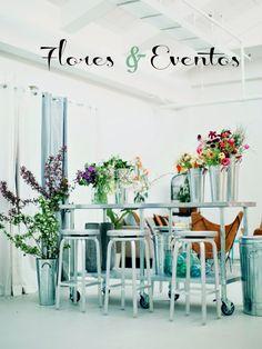 Flores y Eventos, un espacio �nico