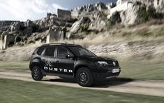 Download wallpapers Dacia Duster Limited Edition, 2018 cars, offroad, new Duster, crossovers, Dacia