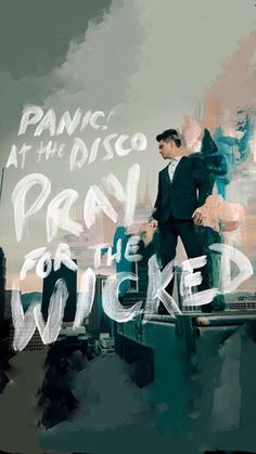 Pray For the Wicked PATD wallpaper