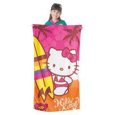 Toalla Kitty #Infantil #Toalla #Hogar #IntimaHogar #Decoracion