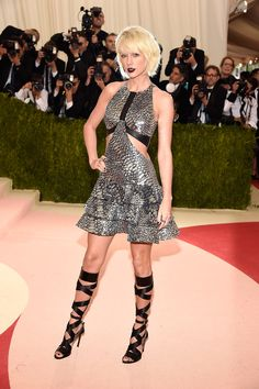 Taylor Swift The Sexiest Women of the 2016 Met Ball Photos | GQ
