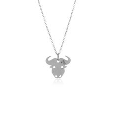 #lesetoilesdelily #jewels #necklace #mylittlezodiac #zodiac #april #may #taurus #silver #fashion #kids #bijoux #collier #zodiaque #avril #mai #taureau #argent #mode #enfant #marseille