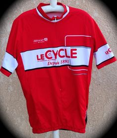 Maillot élection vélo de l'année 2010