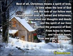 christmas means the spirit of love! My favorite part is our family Christmas party! Christmas Quotes, Christmas Wishes, Family Christmas, Christmas Holidays, Merry Christmas, Xmas, Favorite Holiday, Holiday Fun, Happy Birthday Jesus