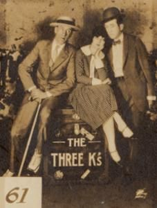 Scene from Tip-Toes, 1925 Gershwin musical, from the NYPL