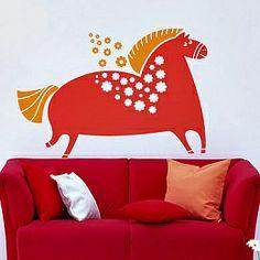 Дородная лошадь