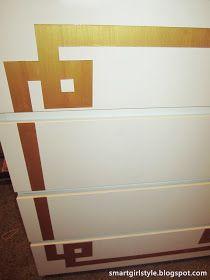 smartgirlstyle: Bedroom Makeover: Ikea Malm Dresser