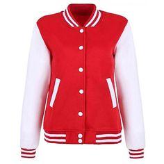 Women Baseball Jackets