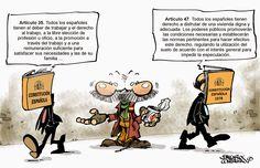 Juancarlerías: LA CONSTI NO SE TOCA