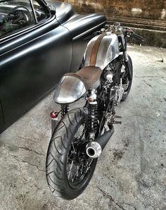 Honda GL200 Cafe Racer by Verve Moto #motorcycles #caferacer #motos | caferacerpasion.com