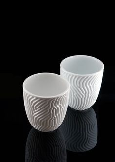 3D Printed reaction cup by Nervous System
