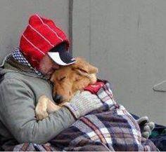 Homelessness made less frightening