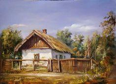 Maksai János /ungary/ Posters, Landscape, House Styles, Painting, Home Decor, Janus, Magick, Colors, Scenery