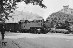 Bahnhof Zittau (Sachsen) in der DDR