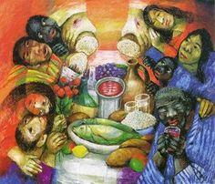 아멘 주 예수여 어서 오시옵소서              Amen! Come, Lord Jesus: JESUS The Bread Of Life Feeds Us