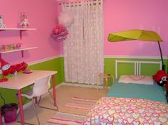 Turning A Nursery Into A Big Girl Bedroom On A Budget
