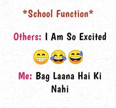 Latest Funny Jokes, Very Funny Memes, Funny Jokes In Hindi, Funny School Memes, Some Funny Jokes, Funny Relatable Memes, Funny Texts, Hilarious, Best Friend Quotes Funny