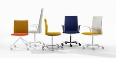 Arper Kinesit Chair.  Starting at $815.00 USD.  For more information visit: http://www.arper.com/en/products/collections/kinesit