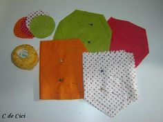 C de Cici: PAP - Peso para Porta: Florzinhas Material Flowers, Fabric Flowers, Sewing Projects, Projects To Try, Arte Popular, Door Stop, Diy And Crafts, How To Make Money, Scrapbook