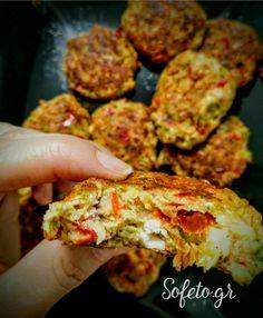 Κολοκυθοκεφτέδες αλά Sofeto!!! Ethnic Recipes, Food, Essen, Meals, Yemek, Eten