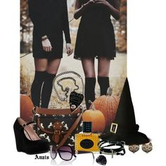 """Thinking Girls"" by gregory-joseph on Polyvore"