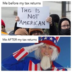 Tax check just deposited; feeling patriotic af #Miami #miamicomedy #miamitaxes #miamitax #miamipatriotic #miamipatriot #miamiusa #miamifl #miamimoney #miamiaccountant #miamiup #miamiwoke #staywoke #miamiprivilege #privilegemiami