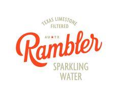 HOW International Design Awards Merit Winner: Rambler Sparkling Water Creative Team: Guerilla Suit Luigi Maldonado, JP Garrigues, Dave Mead, Ryan Carroll Client: Rambler Sparkling Water Location: Austin, TX