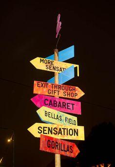 Signpost 2. More vibrant.