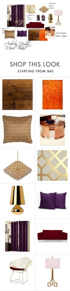 """arabian nights"" by jegabo ❤ liked on Polyvore featuring interior, interiors, interior design, home, home decor, interior decorating, Miseno, Solo Rugs, Pyar & Co. and Global Views"
