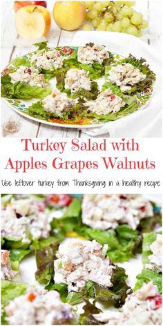 1000+ ideas about Turkey Salad on Pinterest | Turkey Salad ...