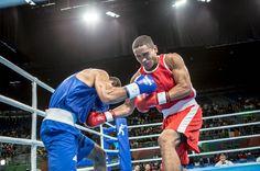 #Rio2016 #Boxing #AIBA #Day3 Rio Olympics 2016, Rio 2016, Olympic Games, Boxing, Captain America, Action, Superhero, Capitan America, Group Action