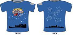 Galactic Starveyors VBS T-Shirt 2017