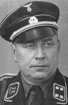 """Hermann Baranowski was commandant of 2 SS Death's Head camps: Dachau and Sachsenhausen. He tried to get Jehovah's Witnesses inmates to sign statements rejecting their faith, terrorizing them and having one shot in front of his fellow believers. He would poke fun of their God, saying on March 20, 1938, """"I have taken up a fight with Jehovah. We will see who is the stronger, I or Jehovah."""" He died 1940 of a terrible illness. His daughter always said Jehovah's Witnesses prayed her father to…"""
