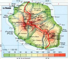 Le Grand Raid de l'île de la Réunion - Google Search Grand Raid, Trail Races, Google
