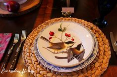 Tablescape Tuesday: Ain't No Sunshine – Everyday Living
