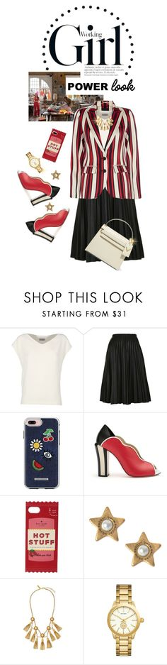 """""""What's Your Power Look?"""" by shortyluv718 ❤ liked on Polyvore featuring Alberto Biani, Topshop, Rebecca Minkoff, Fendi, Kate Spade, Marc Jacobs, Rachel Zoe, Tory Burch, Valentino and MyPowerLook"""