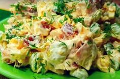Salate Archives - Page 2 of 35 - Bucatarul Mayonnaise, Cold Vegetable Salads, Healthy Meal Prep, Healthy Recipes, Good Food, Yummy Food, Russian Recipes, Food Videos, Potato Salad