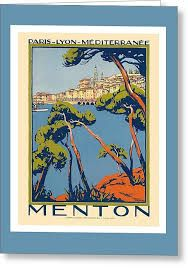 Image result for french riviera posters