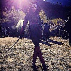 Katana #Arrow