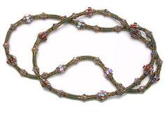 Undulating Ndebele ... by BeadSphere   Jewelry Pattern