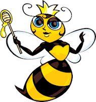 Δημιουργίες από καρδιάς...: Μέλισσες Παραμύθια Animated Bee, Bee Clipart, Queen Bees, Tweety, Clip Art, Animation, Artwork, Image, Life