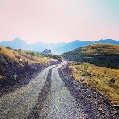 Camino de San Salvador en Poladura #León