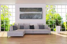 Freue mich, euch diesen Artikel aus meinem Shop bei #etsy vorzustellen: VICTORIA XXL Acrylbild Abstrakt auf Leinwand 120x60cm, Palette Knife Outdoor Sofa, Outdoor Furniture, Outdoor Decor, Sectional Sofa, Couch, Light In, Palette, Victoria, Modern