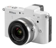 Nikon 1 V1 White